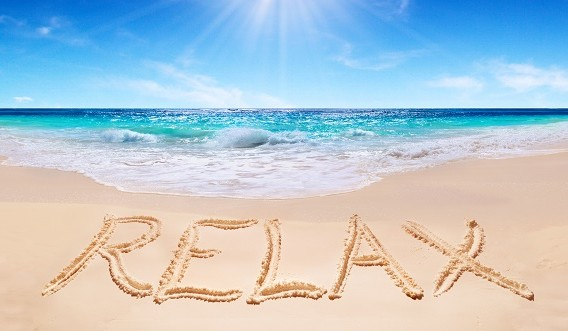 vacation meditation wash away your stress